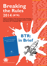 Breaking the Rules 2014: In Brief
